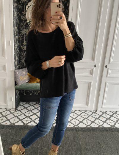 pull-alexandre-laurent-noir-oversize