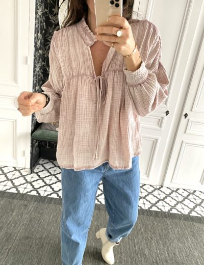 blouse-jahanna-gaze-coton-rose