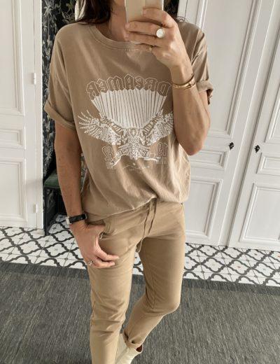 tee-shirt-johanna-dreamer-camel