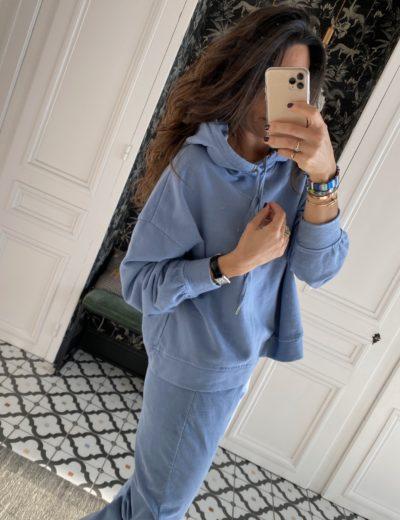 sweat-johanna-capuche-bleu