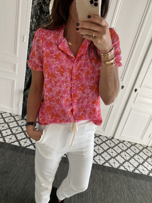chemise--rose