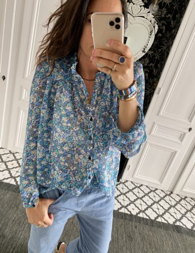 blouse-rue-des-abbesses-fiona-liberty-bleu