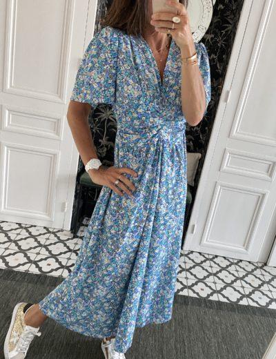 robe-rue-des-abbesses-astana-liberty-bleu