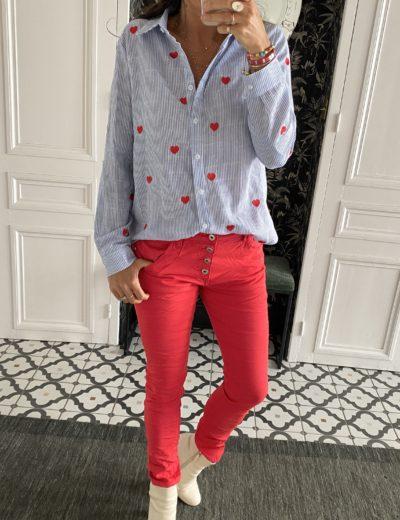 pantalon-place-du-jour-slim-rouge